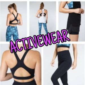 Activewear Section